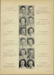 Page 15, 1946 Edition, North High School - Polaris Yearbook (North St Paul, MN) online yearbook collection