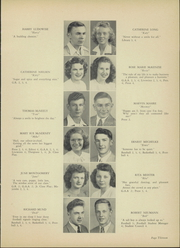 Page 17, 1946 Edition, North High School - Polaris Yearbook (North St Paul, MN) online yearbook collection