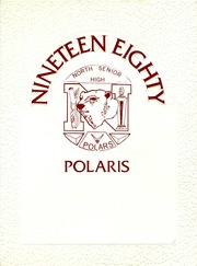 1980 Edition, North High School - Polaris Yearbook (North St Paul, MN)