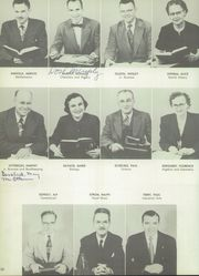 Page 12, 1953 Edition, Columbia Heights High School - Cohian Yearbook (Columbia Heights, MN) online yearbook collection