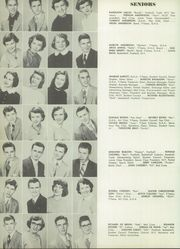 Page 16, 1953 Edition, Columbia Heights High School - Cohian Yearbook (Columbia Heights, MN) online yearbook collection