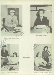 Page 9, 1953 Edition, Columbia Heights High School - Cohian Yearbook (Columbia Heights, MN) online yearbook collection