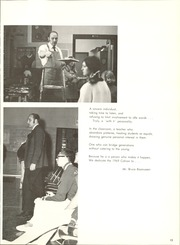 Page 17, 1969 Edition, Columbia Heights High School - Cohian Yearbook (Columbia Heights, MN) online yearbook collection