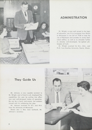Page 12, 1959 Edition, John Marshall High School - Rochord Yearbook (Rochester, MN) online yearbook collection