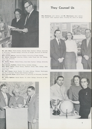 Page 13, 1959 Edition, John Marshall High School - Rochord Yearbook (Rochester, MN) online yearbook collection