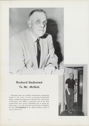 Page 6, 1959 Edition, John Marshall High School - Rochord Yearbook (Rochester, MN) online yearbook collection