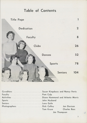 Page 7, 1959 Edition, John Marshall High School - Rochord Yearbook (Rochester, MN) online yearbook collection