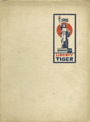 Page 1, 1918 Edition, South High School - Tiger Yearbook (Minneapolis, MN) online yearbook collection