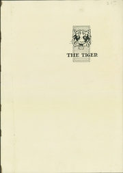 Page 5, 1924 Edition, South High School - Tiger Yearbook (Minneapolis, MN) online yearbook collection