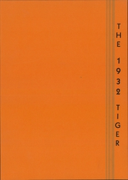 Page 3, 1932 Edition, South High School - Tiger Yearbook (Minneapolis, MN) online yearbook collection