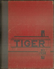 Page 1, 1938 Edition, South High School - Tiger Yearbook (Minneapolis, MN) online yearbook collection
