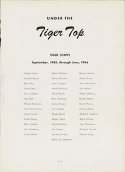 Page 13, 1946 Edition, South High School - Tiger Yearbook (Minneapolis, MN) online yearbook collection