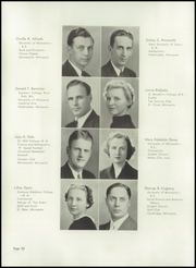 Page 14, 1938 Edition, Robbinsdale High School - Robin Yearbook (Robbinsdale, MN) online yearbook collection