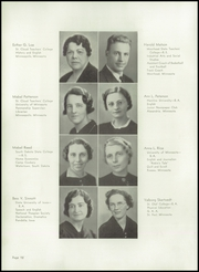 Page 16, 1938 Edition, Robbinsdale High School - Robin Yearbook (Robbinsdale, MN) online yearbook collection
