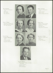 Page 17, 1938 Edition, Robbinsdale High School - Robin Yearbook (Robbinsdale, MN) online yearbook collection