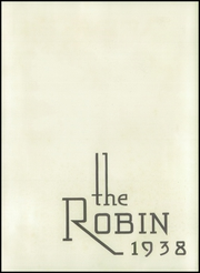 Page 5, 1938 Edition, Robbinsdale High School - Robin Yearbook (Robbinsdale, MN) online yearbook collection