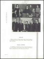 Page 11, 1940 Edition, Robbinsdale High School - Robin Yearbook (Robbinsdale, MN) online yearbook collection