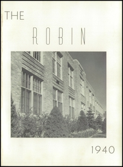 Page 5, 1940 Edition, Robbinsdale High School - Robin Yearbook (Robbinsdale, MN) online yearbook collection