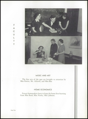 Page 9, 1940 Edition, Robbinsdale High School - Robin Yearbook (Robbinsdale, MN) online yearbook collection
