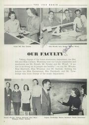 Page 12, 1948 Edition, Robbinsdale High School - Robin Yearbook (Robbinsdale, MN) online yearbook collection