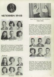 Page 15, 1948 Edition, Robbinsdale High School - Robin Yearbook (Robbinsdale, MN) online yearbook collection