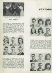 Page 16, 1948 Edition, Robbinsdale High School - Robin Yearbook (Robbinsdale, MN) online yearbook collection