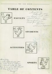 Page 7, 1948 Edition, Robbinsdale High School - Robin Yearbook (Robbinsdale, MN) online yearbook collection