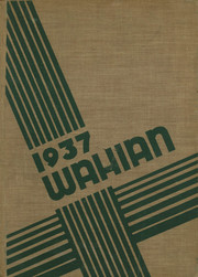 Page 1, 1937 Edition, Washburn High School - Wahian Yearbook (Minneapolis, MN) online yearbook collection