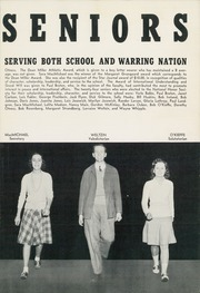 Page 13, 1943 Edition, Washburn High School - Wahian Yearbook (Minneapolis, MN) online yearbook collection