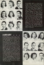 Page 14, 1943 Edition, Washburn High School - Wahian Yearbook (Minneapolis, MN) online yearbook collection