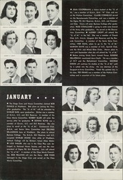 Page 16, 1943 Edition, Washburn High School - Wahian Yearbook (Minneapolis, MN) online yearbook collection