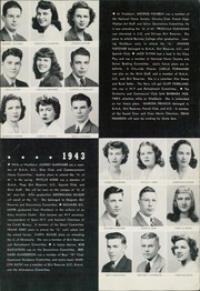 Page 17, 1943 Edition, Washburn High School - Wahian Yearbook (Minneapolis, MN) online yearbook collection
