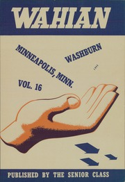 Page 5, 1943 Edition, Washburn High School - Wahian Yearbook (Minneapolis, MN) online yearbook collection