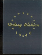 1946 Edition, Washburn High School - Wahian Yearbook (Minneapolis, MN)