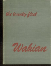 1948 Edition, Washburn High School - Wahian Yearbook (Minneapolis, MN)