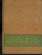 1949 Edition, Washburn High School - Wahian Yearbook (Minneapolis, MN)