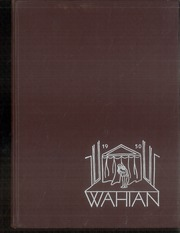 1950 Edition, Washburn High School - Wahian Yearbook (Minneapolis, MN)
