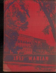 1951 Edition, Washburn High School - Wahian Yearbook (Minneapolis, MN)