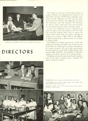 Page 11, 1952 Edition, Washburn High School - Wahian Yearbook (Minneapolis, MN) online yearbook collection