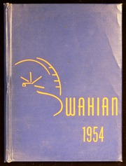1954 Edition, Washburn High School - Wahian Yearbook (Minneapolis, MN)