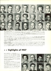 Page 17, 1957 Edition, Washburn High School - Wahian Yearbook (Minneapolis, MN) online yearbook collection