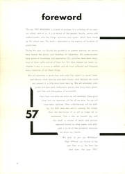 Page 8, 1957 Edition, Washburn High School - Wahian Yearbook (Minneapolis, MN) online yearbook collection