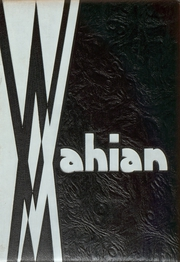 Page 1, 1958 Edition, Washburn High School - Wahian Yearbook (Minneapolis, MN) online yearbook collection