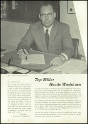 Page 12, 1958 Edition, Washburn High School - Wahian Yearbook (Minneapolis, MN) online yearbook collection