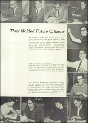 Page 15, 1958 Edition, Washburn High School - Wahian Yearbook (Minneapolis, MN) online yearbook collection