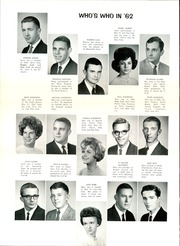Page 14, 1962 Edition, Washburn High School - Wahian Yearbook (Minneapolis, MN) online yearbook collection