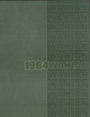 1964 Edition, Washburn High School - Wahian Yearbook (Minneapolis, MN)