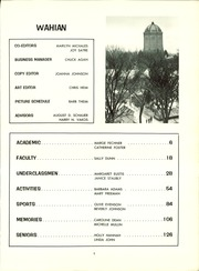 Page 9, 1964 Edition, Washburn High School - Wahian Yearbook (Minneapolis, MN) online yearbook collection