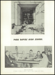 Page 8, 1950 Edition, Park Rapids High School - Panthers Yearbook (Park Rapids, MN) online yearbook collection
