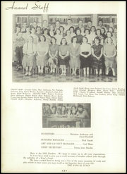 Page 6, 1952 Edition, Park Rapids High School - Panthers Yearbook (Park Rapids, MN) online yearbook collection